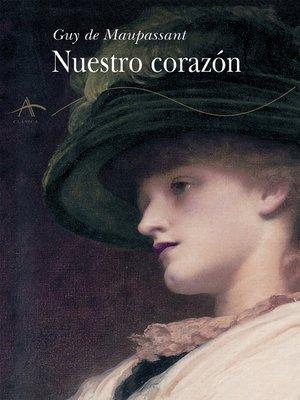 cover image of Nuestro corazón