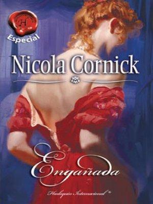 cover image of Engañada