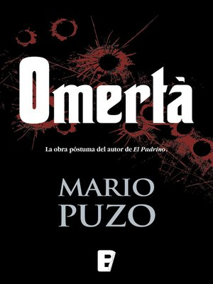 cover image of Omertà