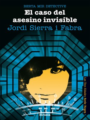 cover image of Berta Mir 5. El caso del asesino invisible