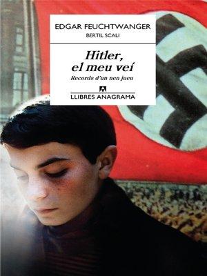 cover image of Hitler, el meu veí