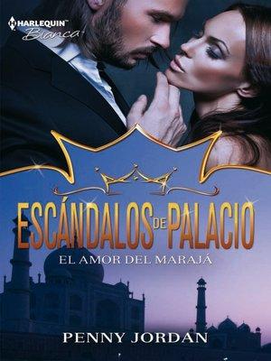 cover image of El amor del marajá