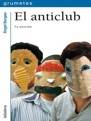 cover image of El anticlub
