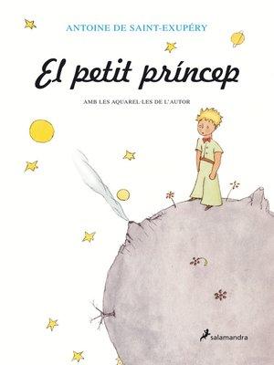 cover image of El petit príncep