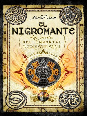 cover image of El nigromante