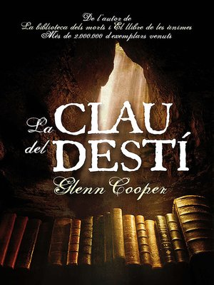 cover image of La clau del destí