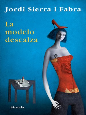 cover image of La modelo descalza