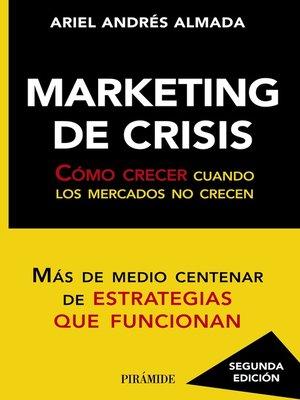 cover image of Marketing de crisis