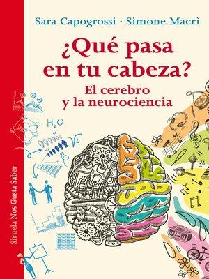 cover image of ¿Qué pasa en tu cabeza?