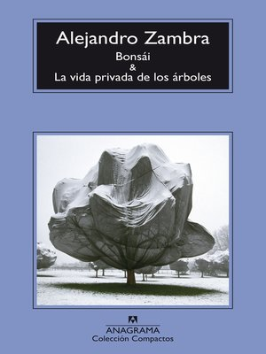 cover image of Bonsái y La vida privada de los árboles