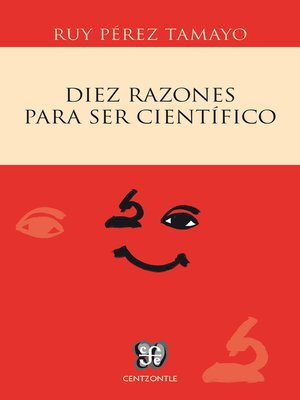 cover image of Diez razones para ser científico