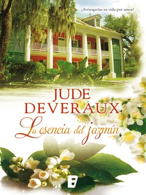cover image of La esencia del jazmín (Saga Edilean 4)