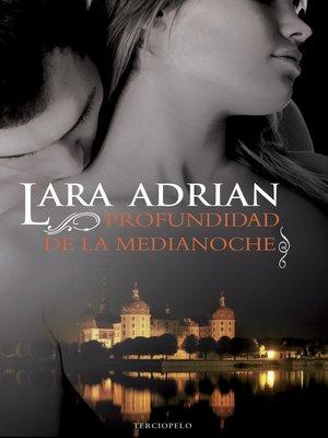 cover image of Profundidad de la medianoche