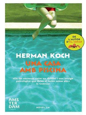 cover image of Una casa amb piscina