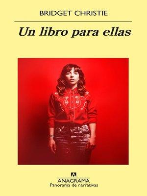cover image of Un libro para ellas