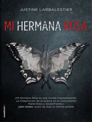 cover image of Mi hermana Rosa