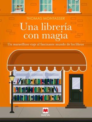cover image of Una librería con magia
