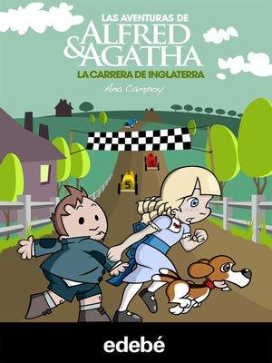 cover image of Las aventuras de Alfred y Agatha 6