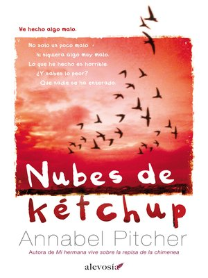 cover image of Nubes de kétchup