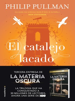 cover image of El catalejo lacado