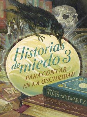 cover image of Historias de miedo para contar en la oscuridad 3