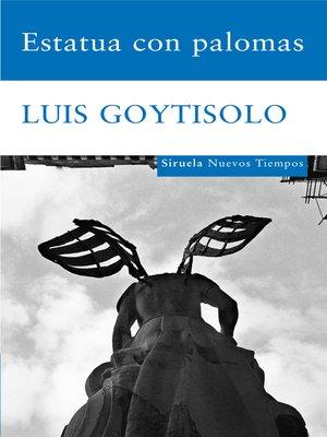 cover image of Estatua con palomas