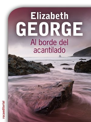cover image of Al borde del acantilado