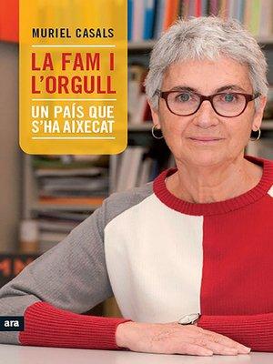 cover image of La fam i l'orgull. Un país que s'ha aixecat
