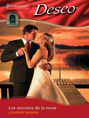 cover image of Los secretos de la novia