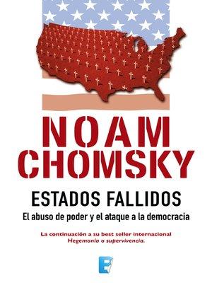 cover image of Estados Fallidos