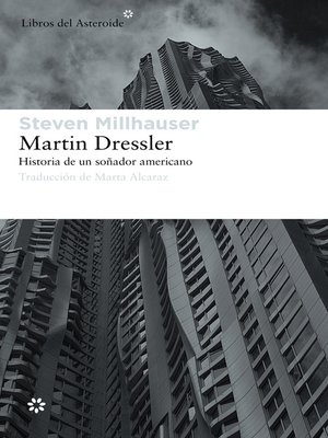 cover image of Martin Dressler