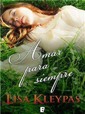 cover image of Amar para siempre