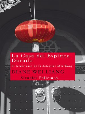 cover image of La Casa del Espíritu Dorado