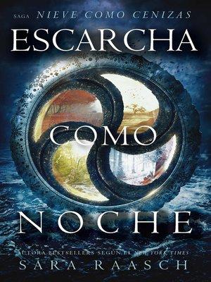 cover image of Escarcha como noche