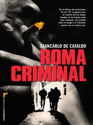 cover image of Roma criminal