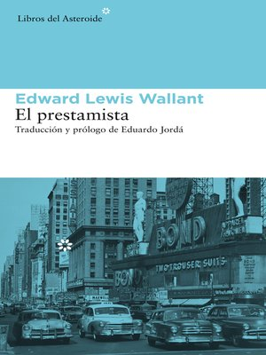 cover image of El prestamista