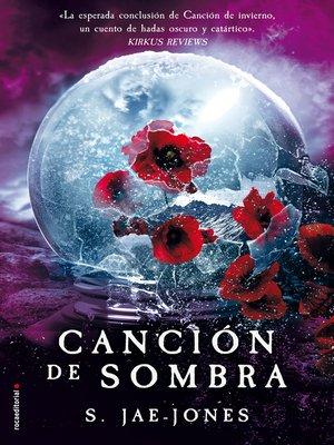 cover image of Canción de sombra