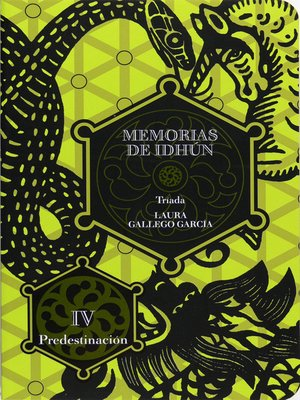 cover image of Memorias de Idhún. Tríada. Libro IV