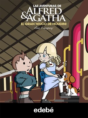 cover image of Las aventuras de Alfred y Agatha 5