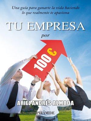 cover image of Tu empresa por 100 euros