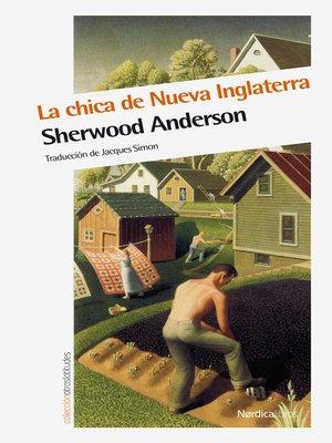 cover image of La chica de Nueva Inglaterra