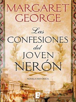 cover image of Las confesiones del joven Nerón