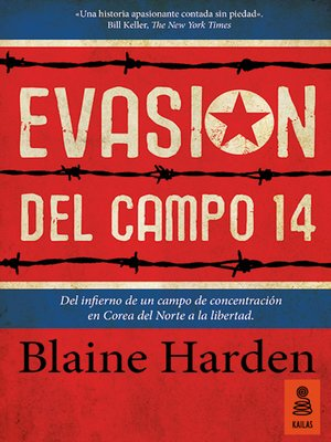 cover image of Evasión del Campo 14