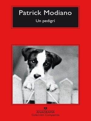 cover image of Un pedigrí
