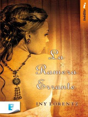 cover image of La ramera errante