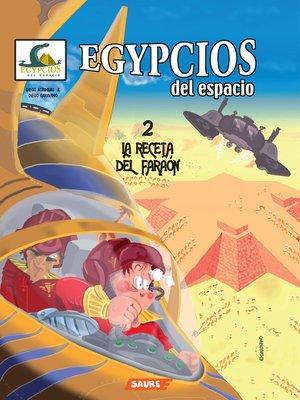 cover image of La receta del faraón