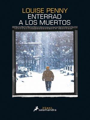 cover image of Enterrad a los muertos