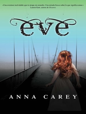cover image of Eve