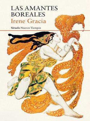cover image of Las amantes boreales