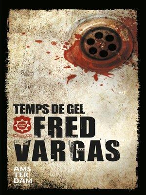 cover image of Temps de gel